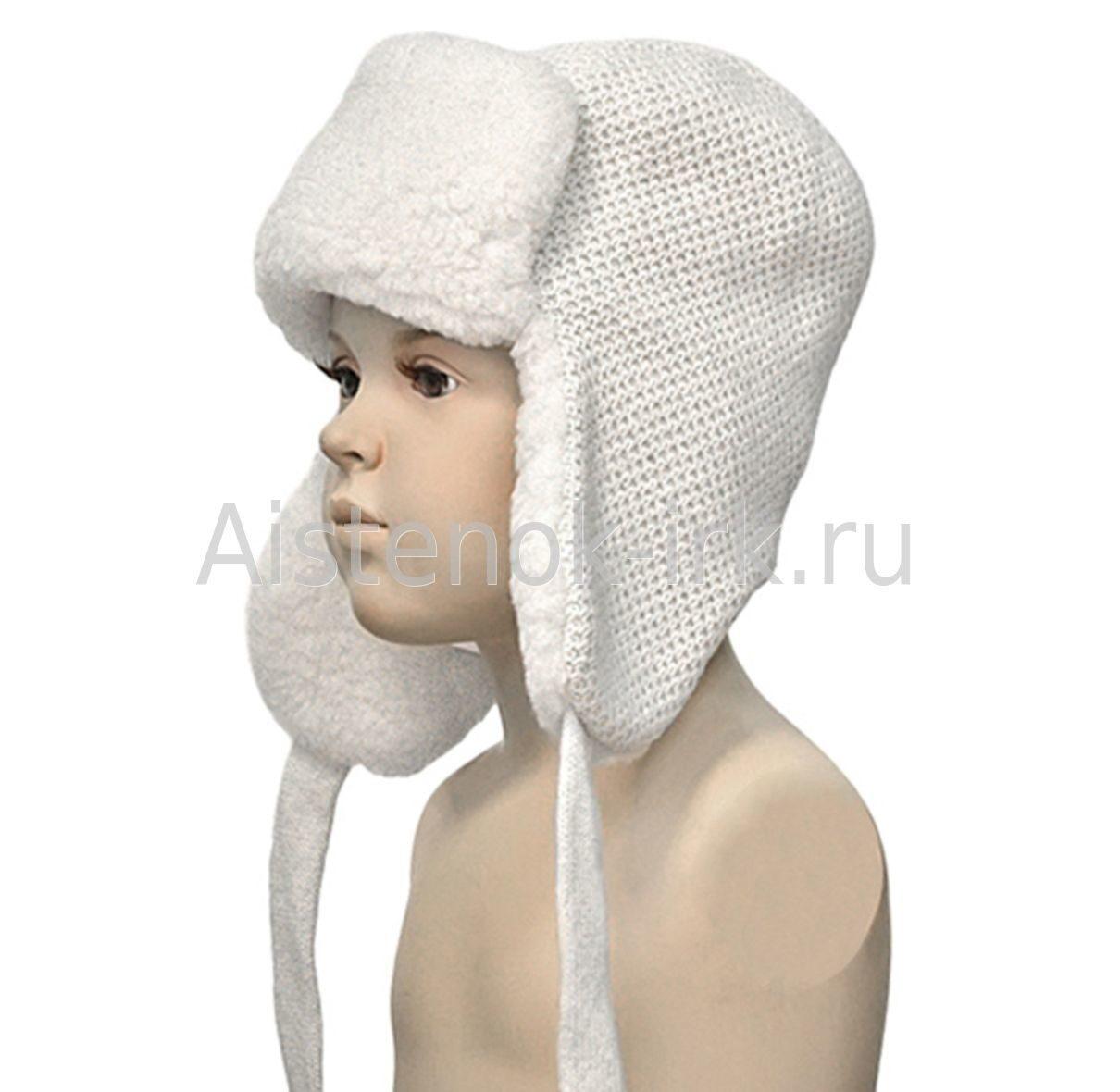 вязанные шапки для деток на liveinternet