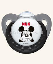NUK Trendline Disney Mickey Mouse Соска-пустышка из силикона