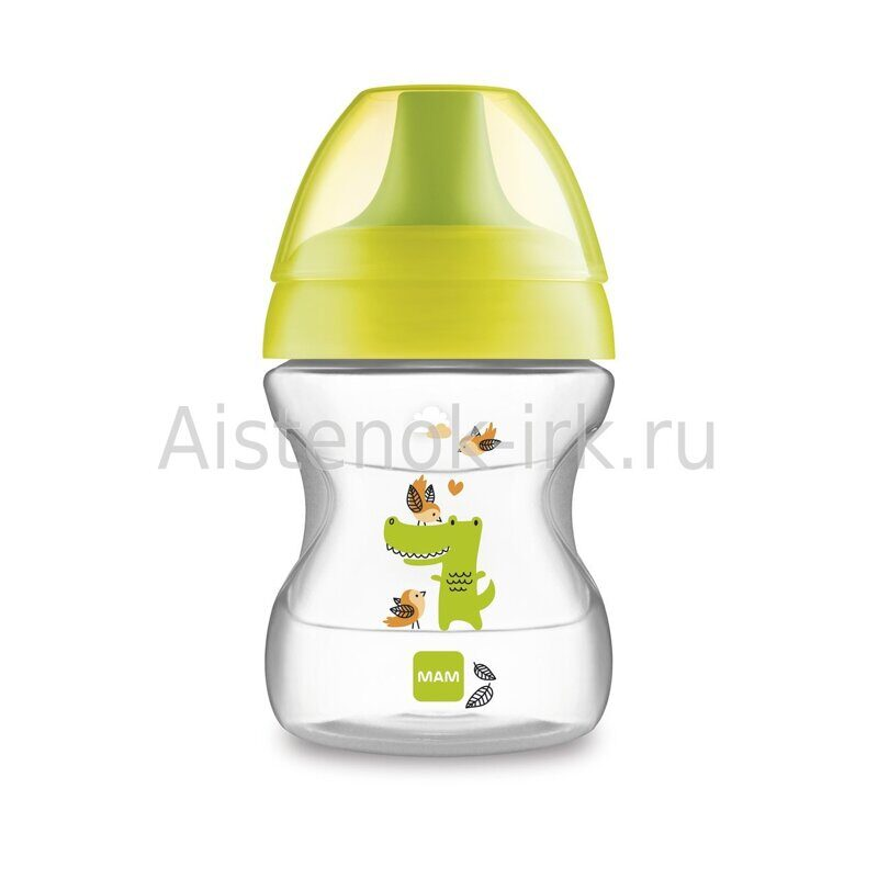 MAM Поильник - Learn to Drink Cup Animal Friends 190ml