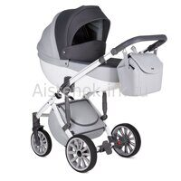 Коляска  ANEX SPORT 3 in 1 Q1(Sp15) GRAY CLOUD