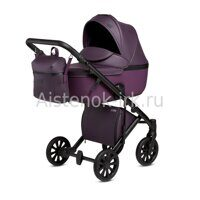Anex e/type dark plum 3in1