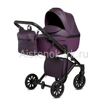 Anex e/type dark plum 2in1